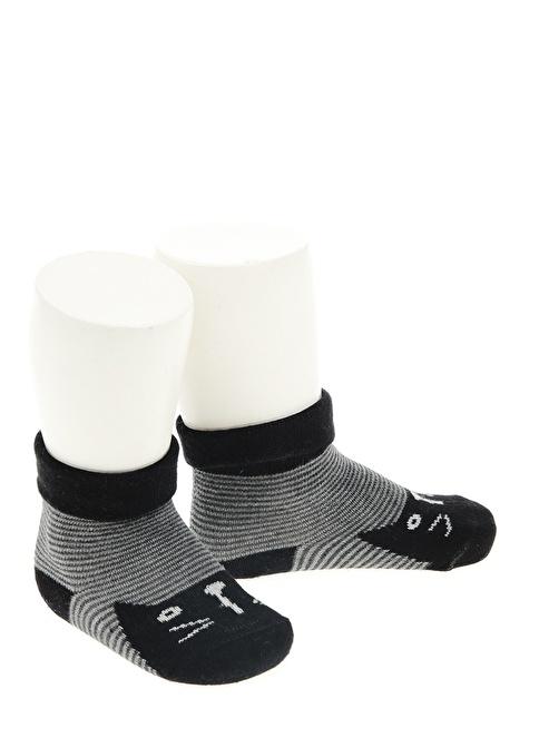 Soo be Çorap Siyah